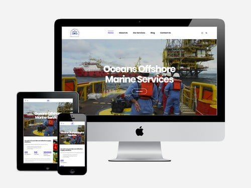 Oceans Offshore Marine Services
