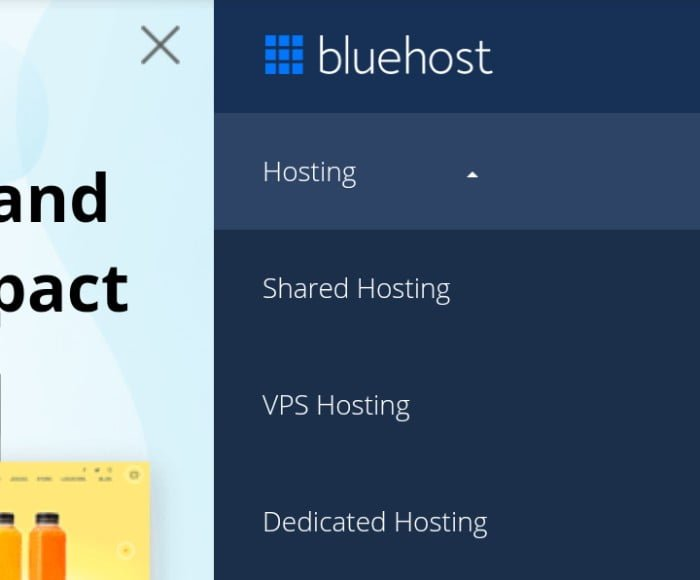 Various types of hosting packages include shared hosting, VPS hosting, dedicated hosting, managed hosting and cloud hosting