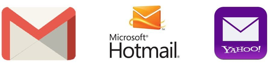 Free Email logos
