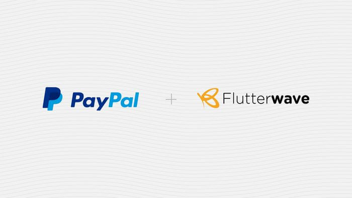 Flutterwave partners with PayPal to allow merchants accept international payments via PayPal